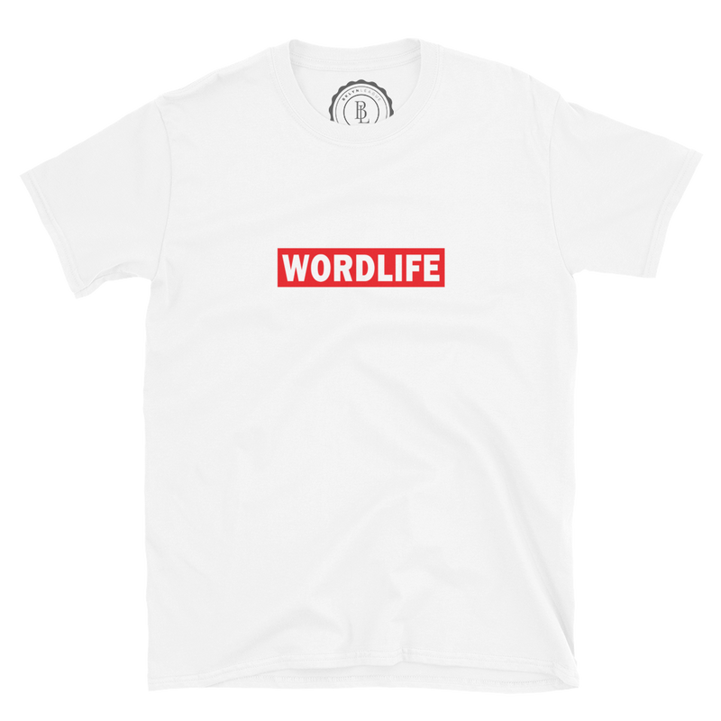 Wordlife Tee - BKLYN LEAGUE