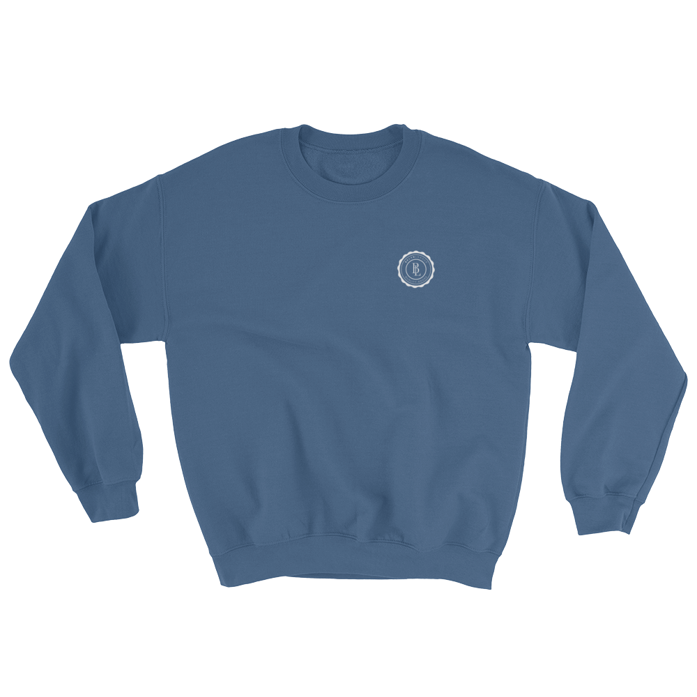 Collegiate Sweatshirt - Blue