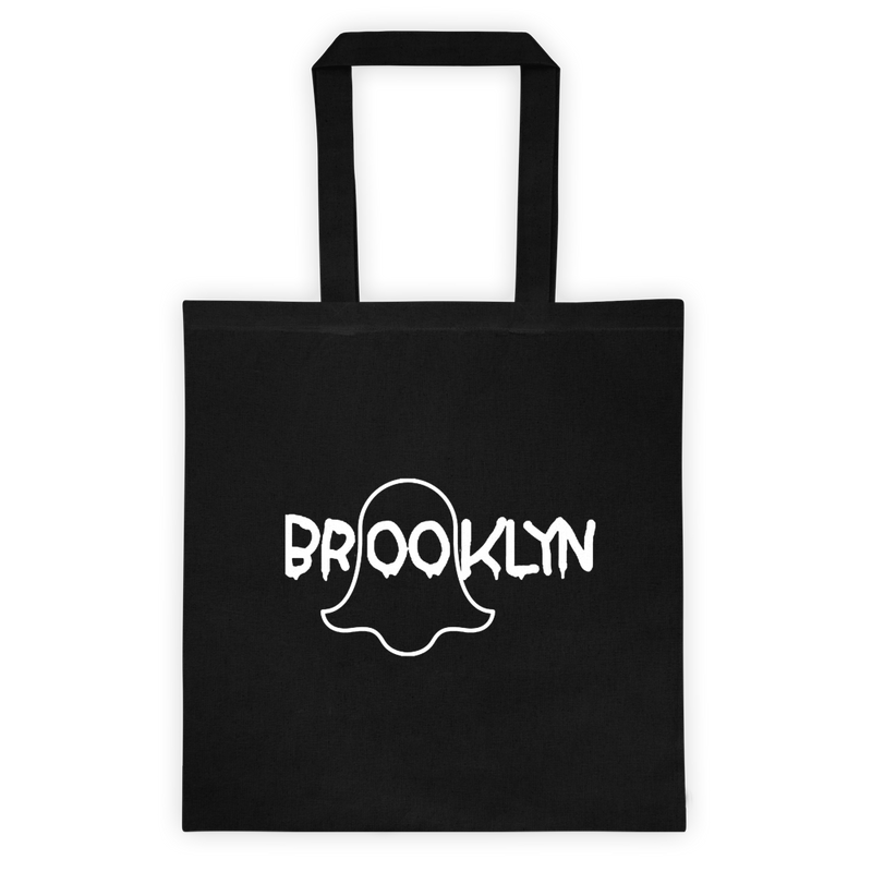 BK Ghost Tote - BKLYN LEAGUE