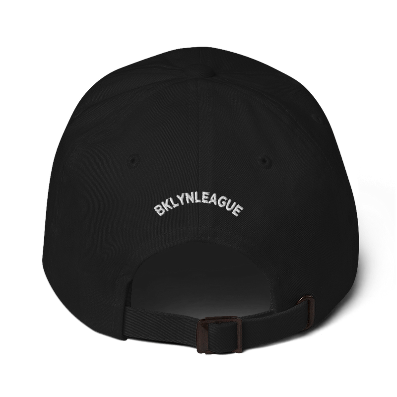 BKLYN Flip Dad Hat - BKLYN LEAGUE