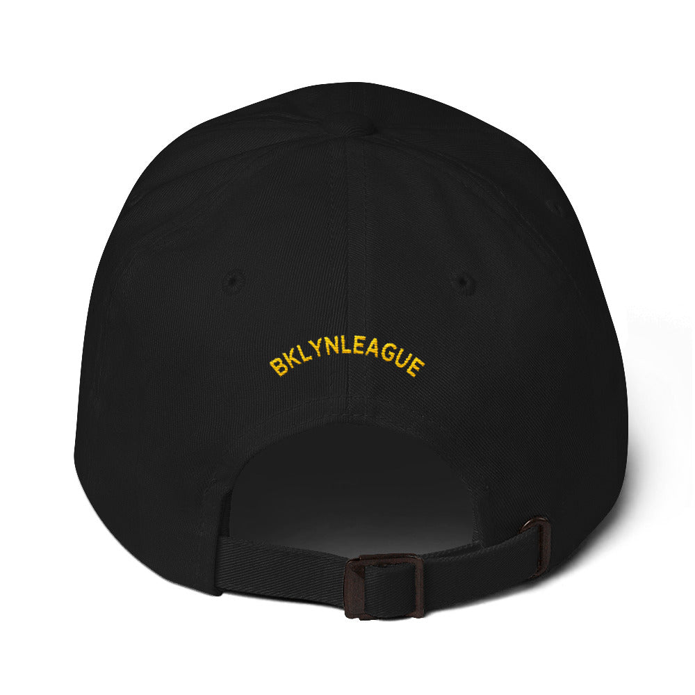 Vibes Embroidered Dad Hat