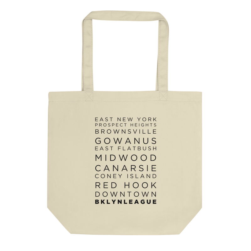 Neighborhood #2 Tote