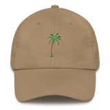 Palm Star Embroidered Dad Hat