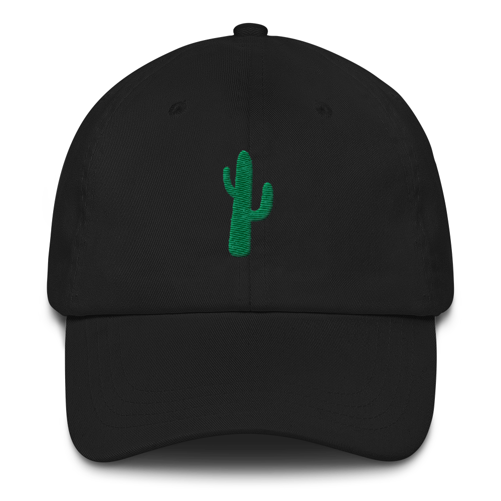 Get Prickly Embroidered Dad Hat