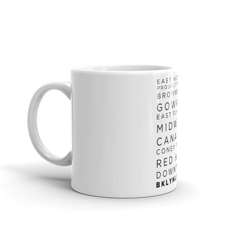 Neighborhood #2 Mug