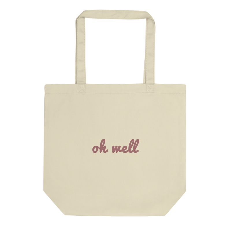 Oh Well Tote - BKLYN LEAGUE