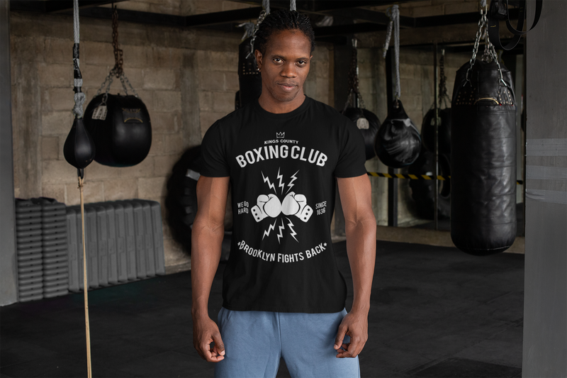 Brooklyn Fights Back Tee (100% Profit to COVID-19 Relief until June 15th) - BKLYN LEAGUE