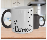 LUMOS Coffee or Tea Mug - Double Sided Color Changing