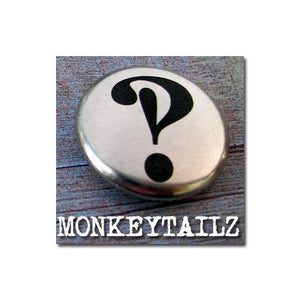 "Awesome Interrobang 1"" Pinback Button"