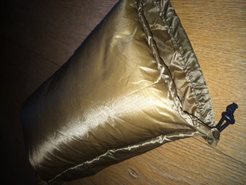 Down Pillow/Stuff Sack