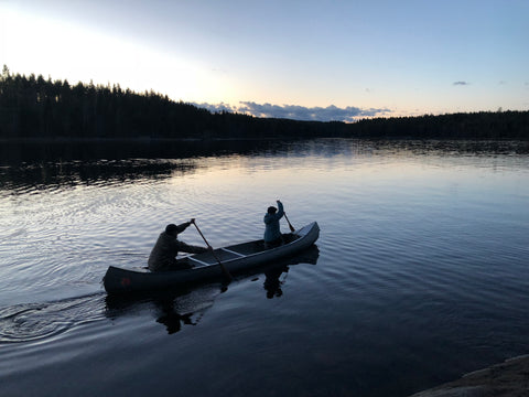 Canada Wilderness Canoe Expedition June 10th - June 20th 2019