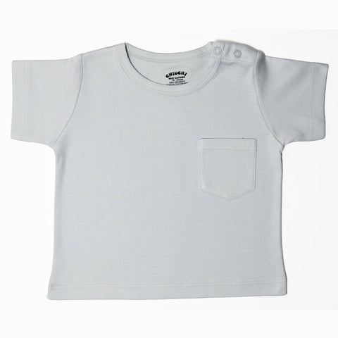 Organic T-Shirt - Gray Essentials