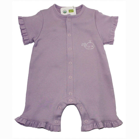 Lilac Organic Playsuit