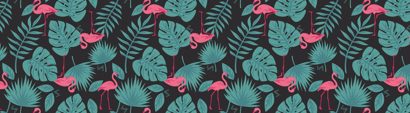 Flamingo Black