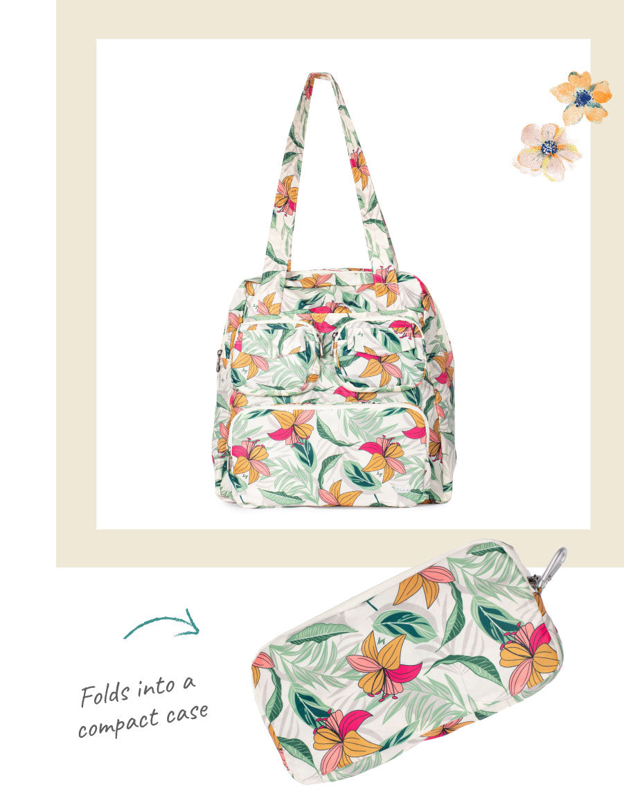 Puddle Jumper Packable Tote