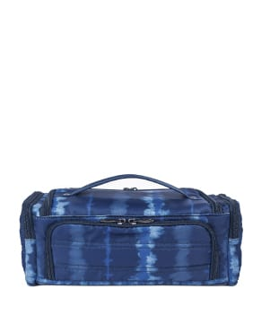 Trolley in Shibori Blue