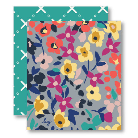 Wildflower Multi Pattern