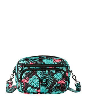 Carousel 3 in Flamingo Black
