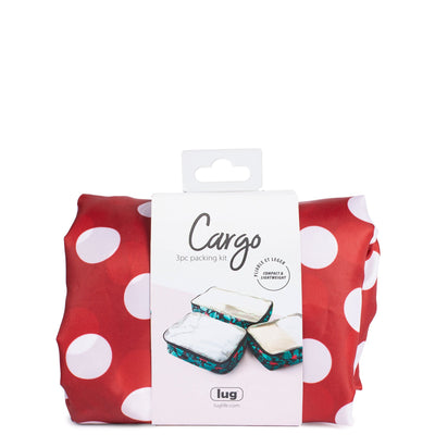 Cargo 3pc Packing Cubes