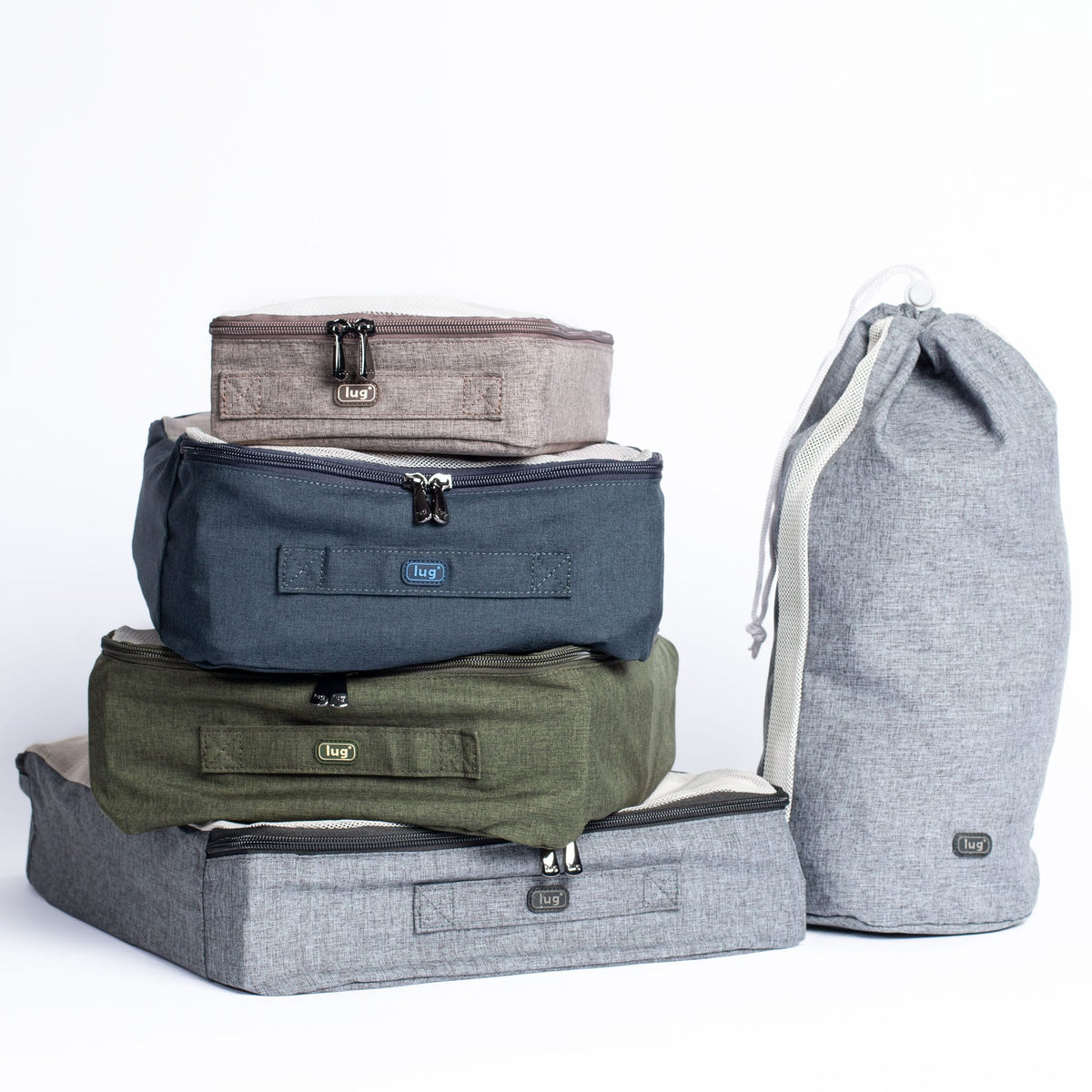 Cargo 5pc Packing Cubes
