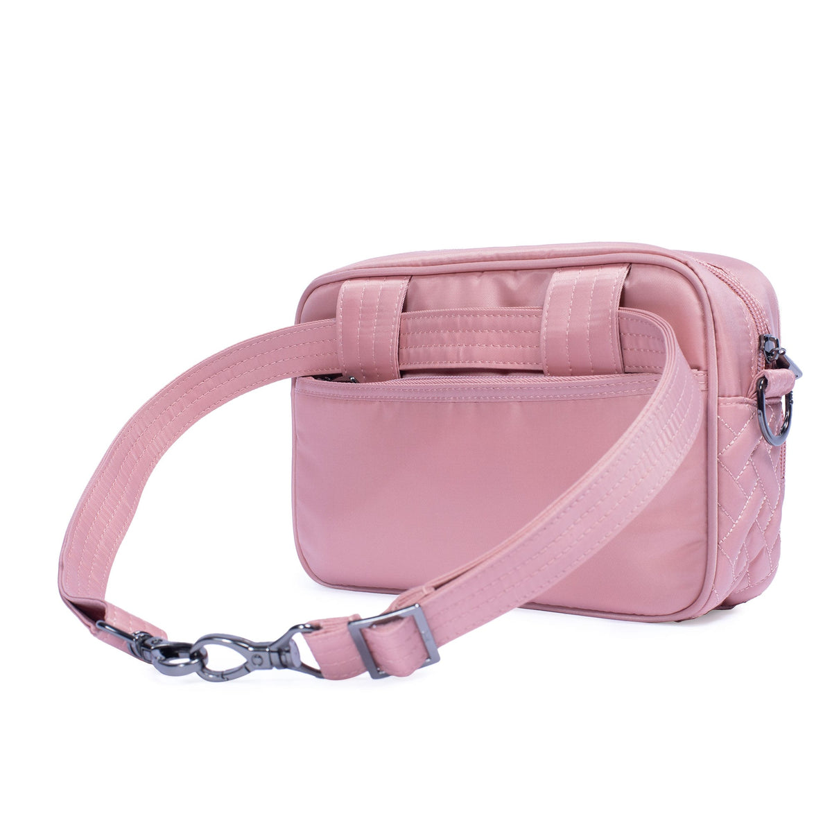 Carousel Convertible Crossbody Bag