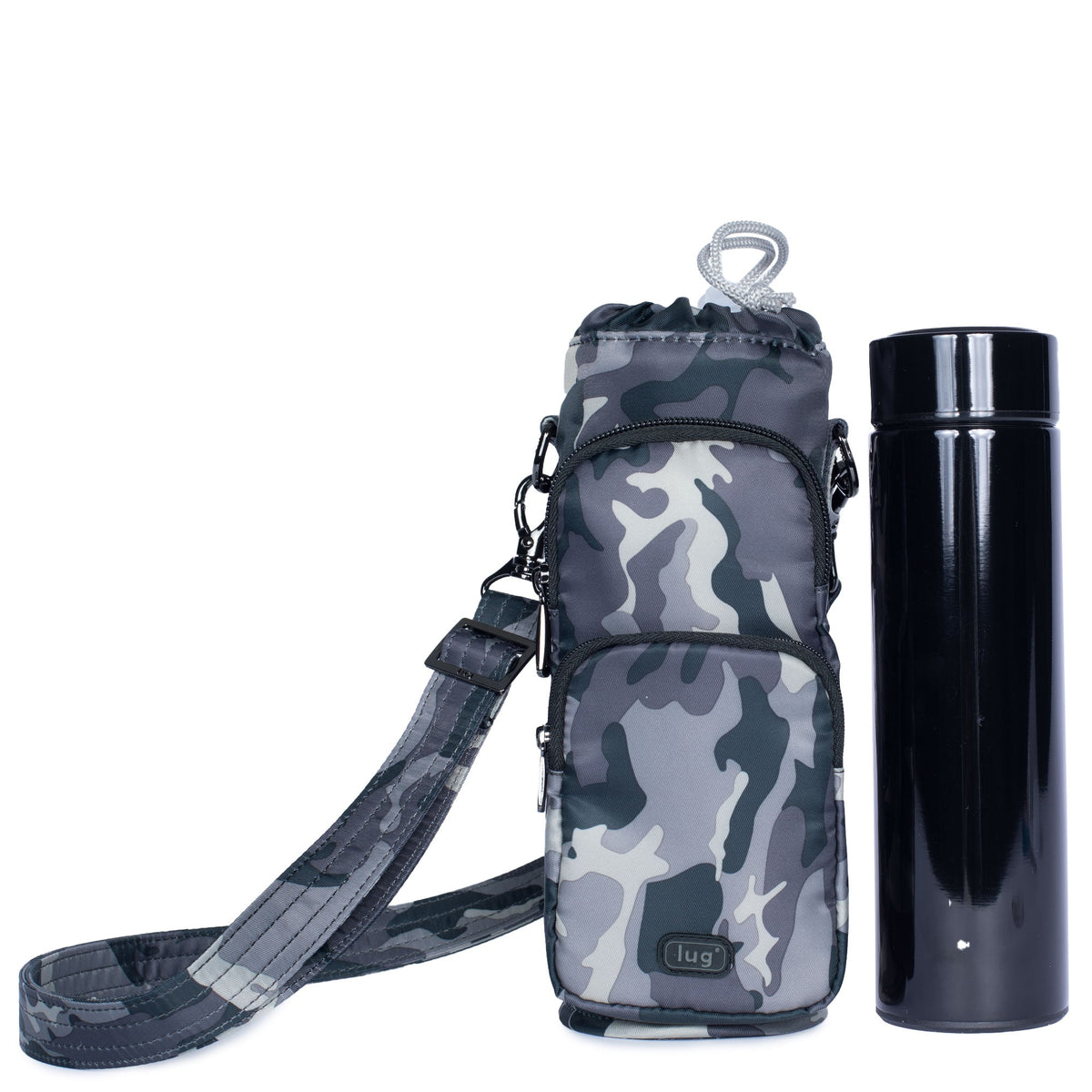 Huggie & Chuggie Crossbody and Water Bottle Set