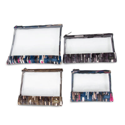 Clearview 4pc Storage Envelopes
