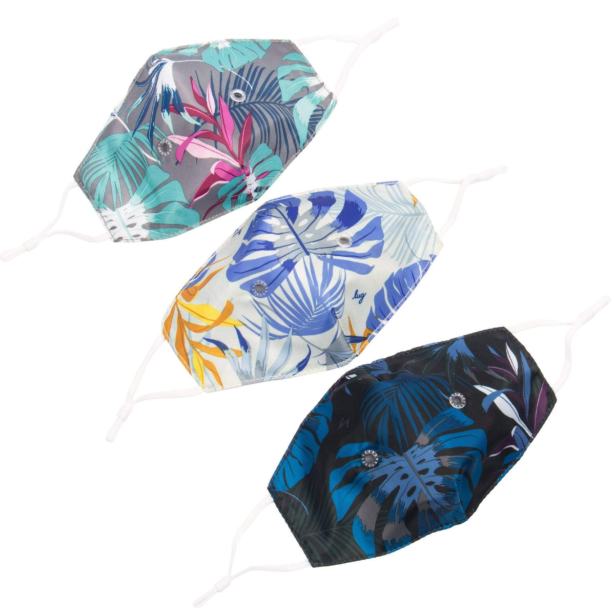 Beaker 2 Face Mask 3PK - Assorted Set