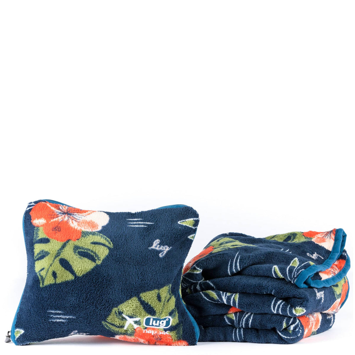 Nap Sac Blanket & Pillow Travel Set