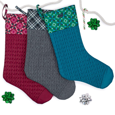 Lug Christmas Stocking