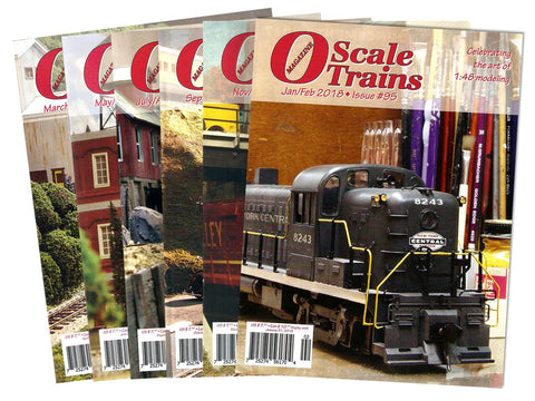 O Scale Trains Magazine