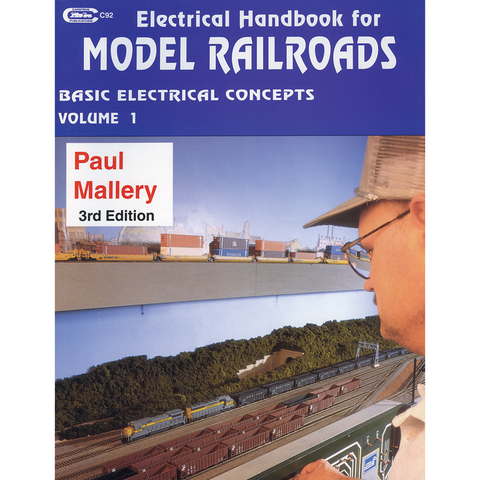 Electrical Handbook for Model Railroads, Vol.1