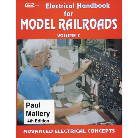Electrical Handbook for Model Railroads, Vol.2