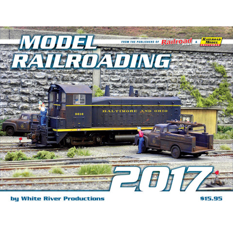 Model Railroading 2017 calendar