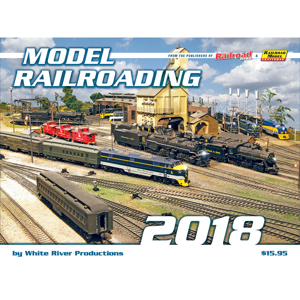 Model Railroading 2018 calendar
