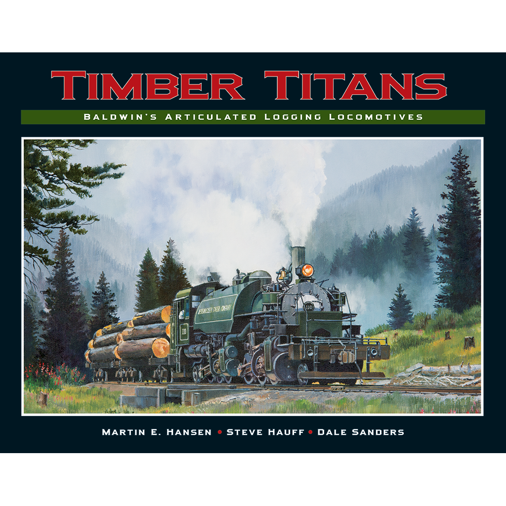 Timber Titans: Baldwin's Articulated Logging Locomotives