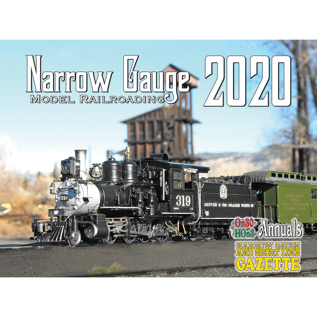 Narrow Gauge Calendar 2020