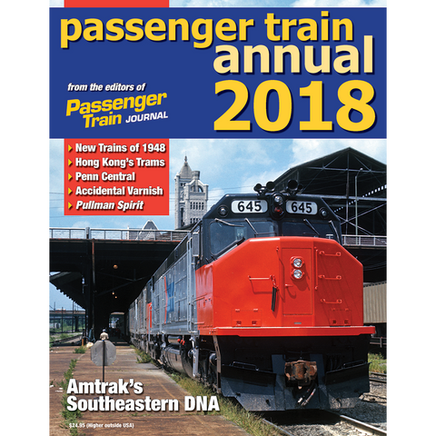 Passenger Train Annual 2018