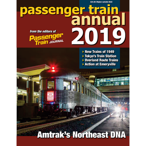Passenger Train Annual 2019
