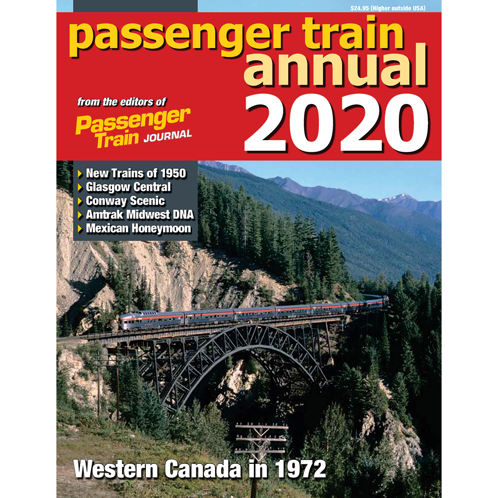 Passenger Train Annual 2020