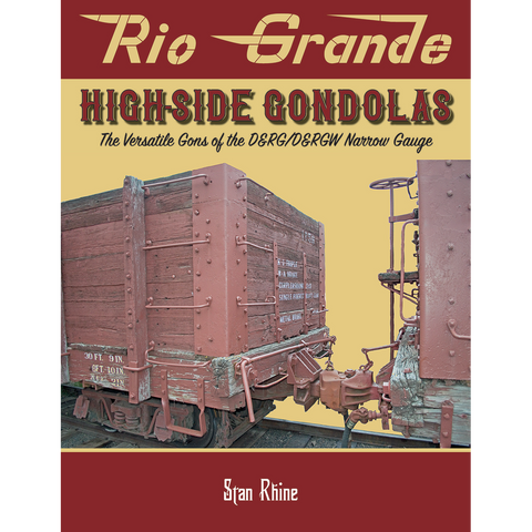 Rio Grande High-Side Gondolas