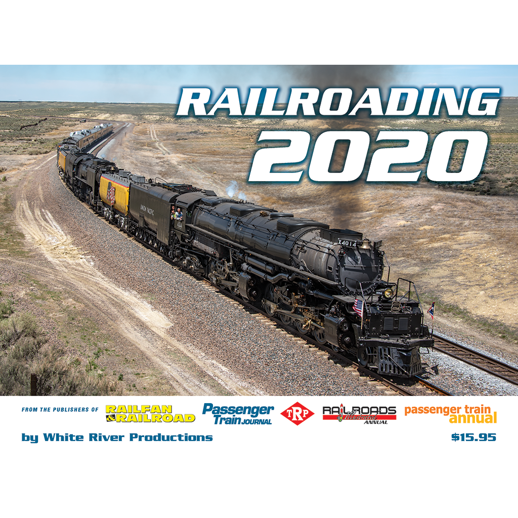 Railroading Calendar 2020