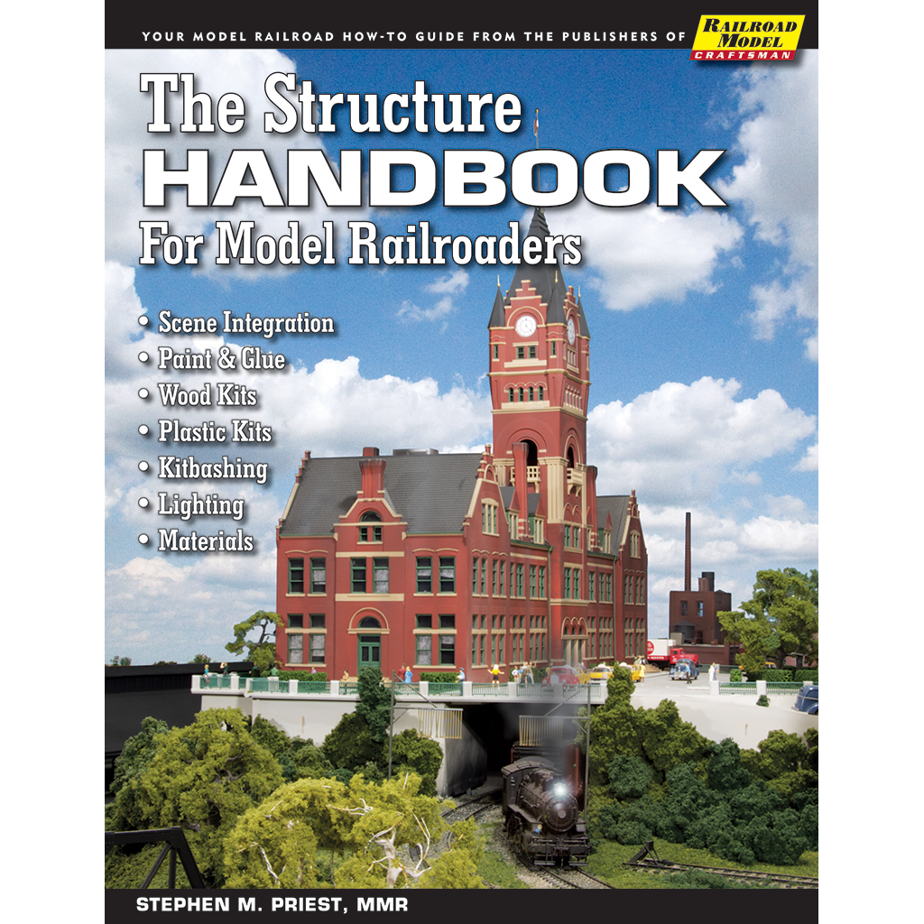 The Structures Handbook for Model Railroaders
