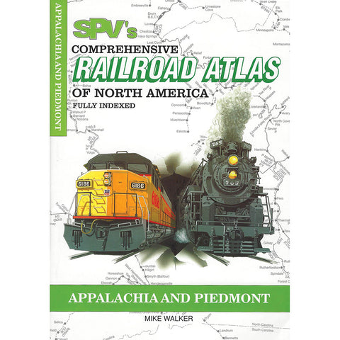 Appalachia & Piedmont Railroad Atlas