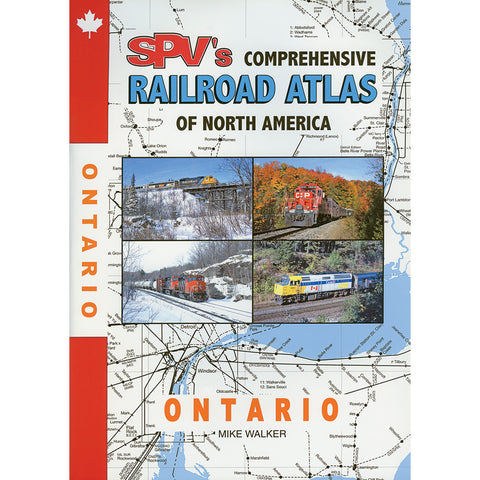 Ontario Railroad Atlas