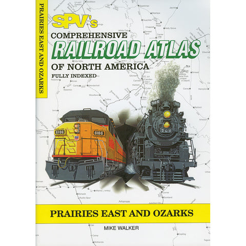 Prairies East & Ozarks Railroad Atlas