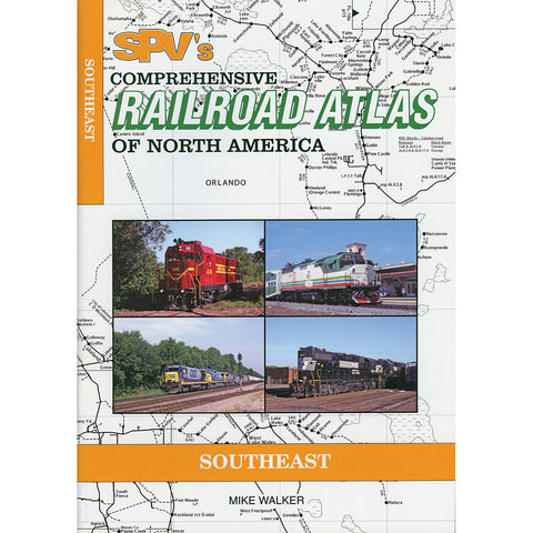 Southeast Railroad Atlas