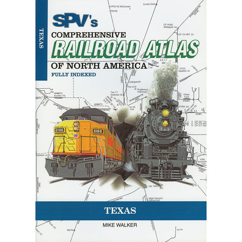 Texas Railroad Atlas