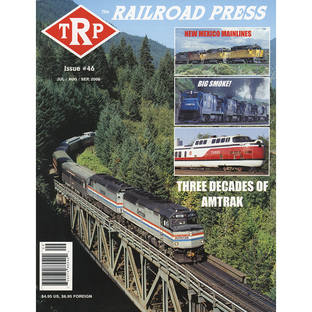 The Railroad Press July/Aug/Sept 2000