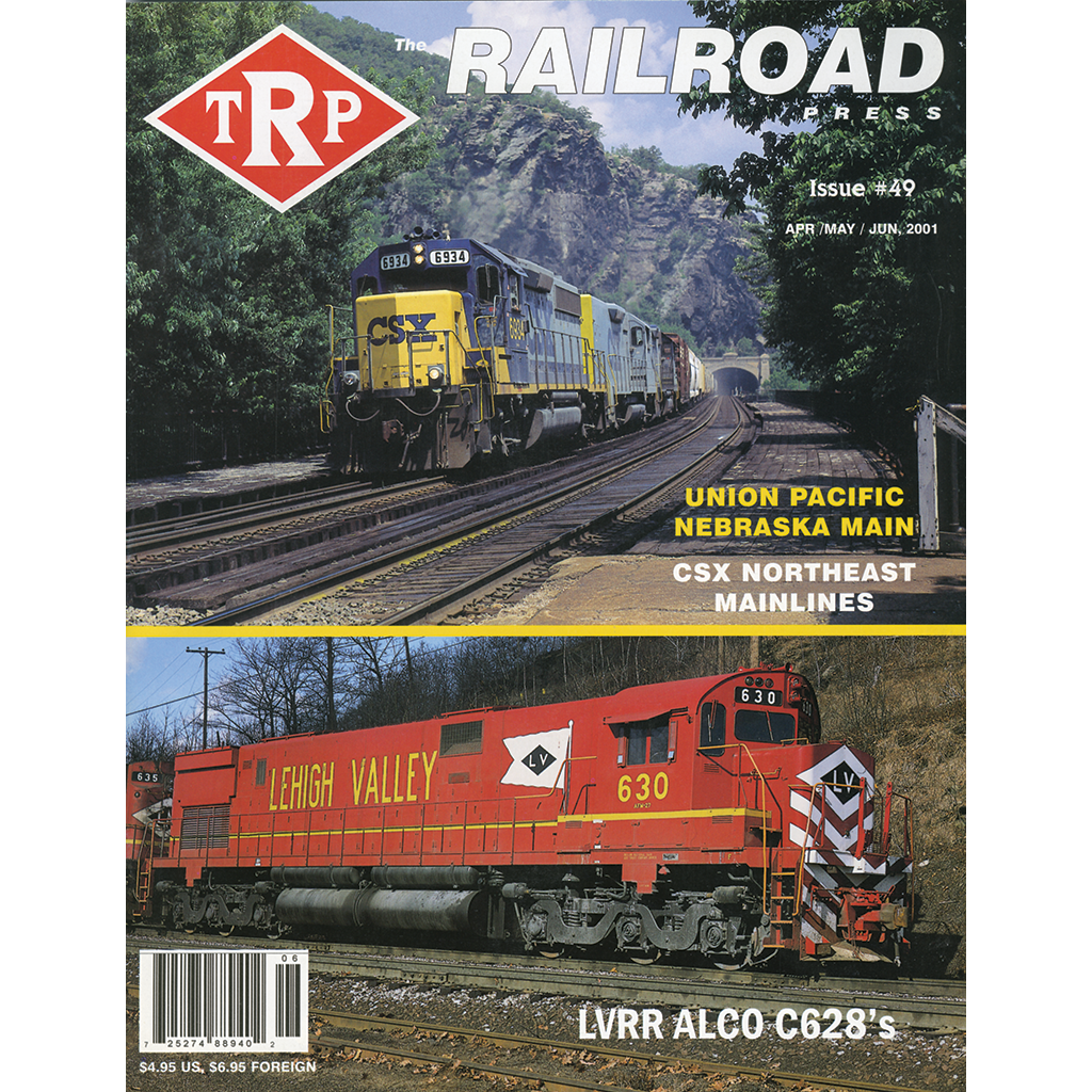 The Railroad Press Apr/May/June 2001